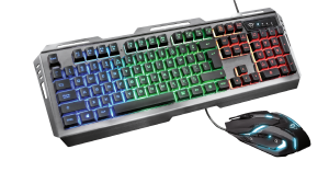 IT набор Trust GXT 845 Tural Gaming Combo, фото 3