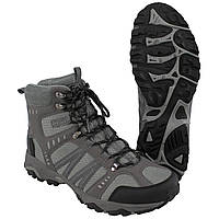 "Ботинки треккинговые ""Mountain High"", grey"
