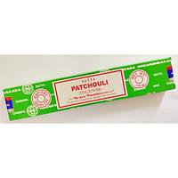 Благовония натуральные, Пачули, Патчули, Patchouli (15gm)