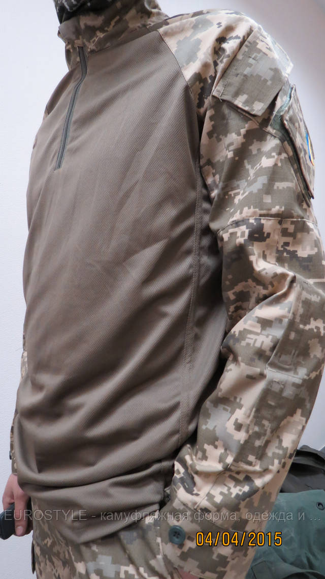 Тактическая рубашка под бронежилет, убакс
