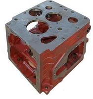 Корпус коробки передач МТЗ 50-1701025
