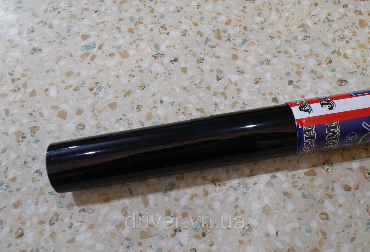 Плівка тонувальна. Антицарапін. Black (15%) 50 см х 3 м.