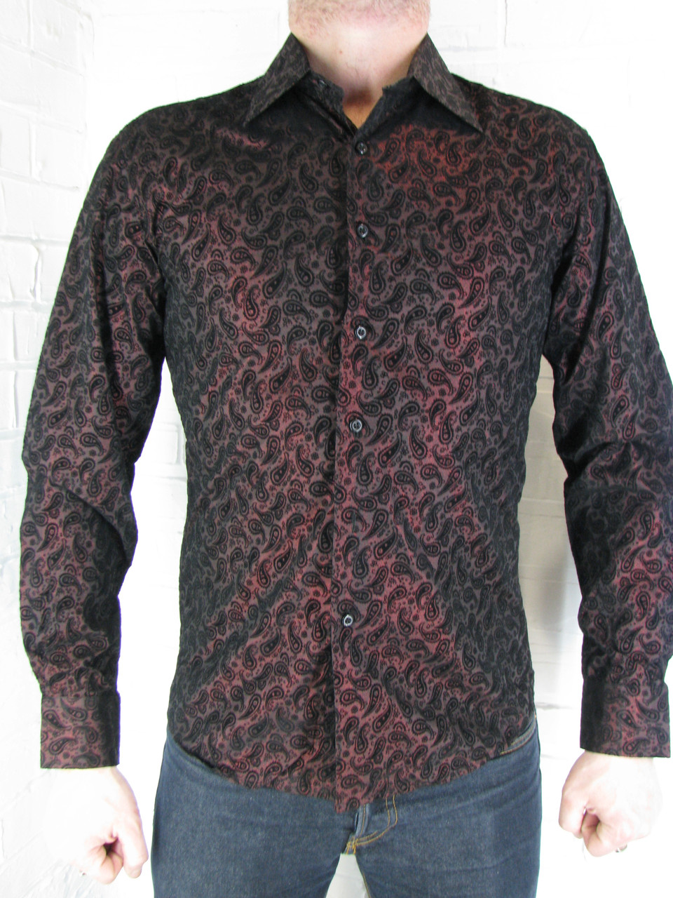 Рубашка мужская КS -983