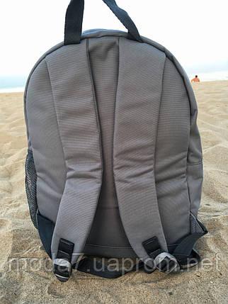 Женский рюкзак Bagland серый с собачкой, фото 2