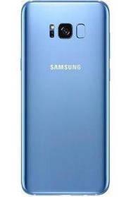 Кришка задня Samsung G955 Galaxy S8+ Plus Блакитний/Синій, оригінал GH82-14038D