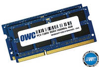 Память OWC 8GB (2x4GB) 204-Pin DDR3 SO-DIMM 1600Mhz Upgrade Kit for 2012 MacBook Pro