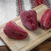 Перец красный целый замороженный