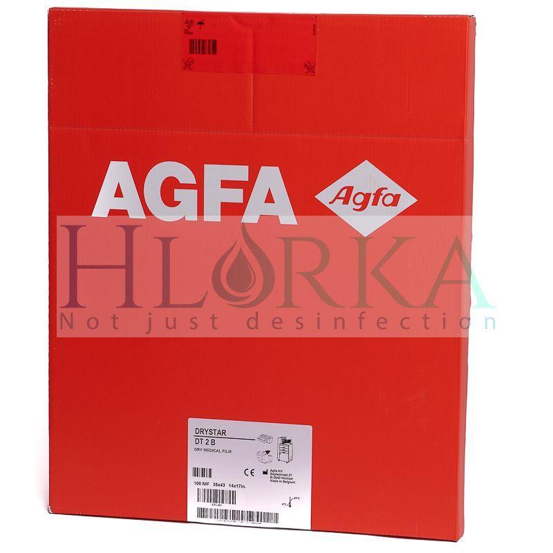 Рентген пленка Agfa Drystar DT 5000 ( 20х25 )