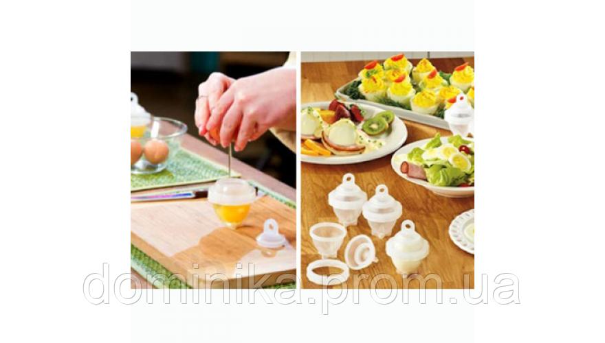 Формы для варки яиц Эггис - Товары для дома,отпариватели, аэрогрили,прокладки,товары для детей  «ДОМИНИКА» в Чернигове
