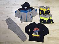 Трикотажный костюм 3 в 1 для мальчика оптом, Seagull, 4-12 лет,  № CSQ-52274, фото 1