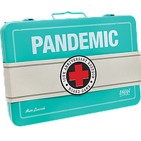 Pandemic 10th Anniversary Edition, Пандемия. Юбилейное Издание, англ.