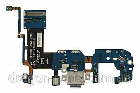 Плата з usb роз'ємом Samsung G955 Galaxy S8+ Plus, оригінал GH97-20394A
