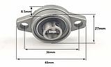 KFL08 фланець з підшипником 8 мм. для 3-D принтера, фото 3
