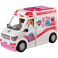 Барби машина скорой помощи Barbie Care Clinic Vehicle
