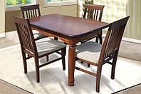Раскладной деревянный стол Гаити
