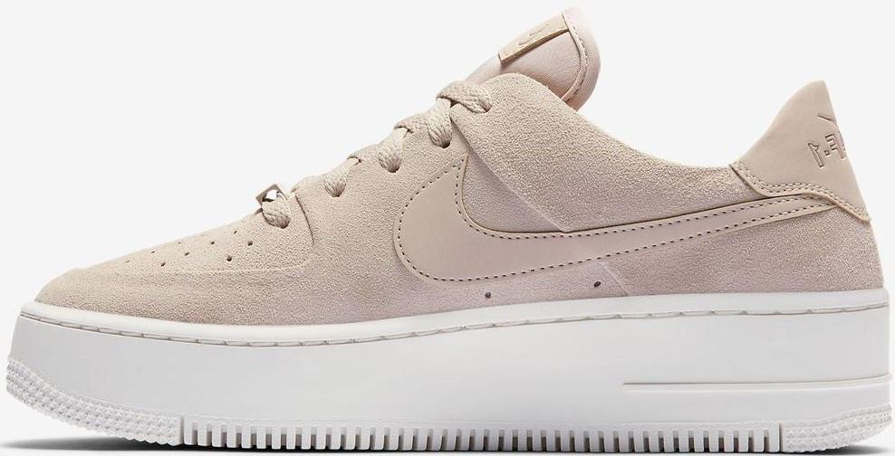 22d957be Женские кроссовки в стиле Nike Air Force 1 Sage Low