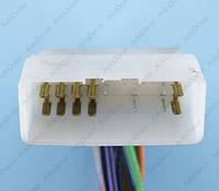 Разъем электрический 24-х контактный (44-18) б/у, фото 1