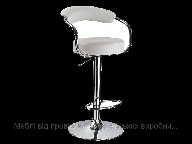 Барный стул C-231 Signal белый