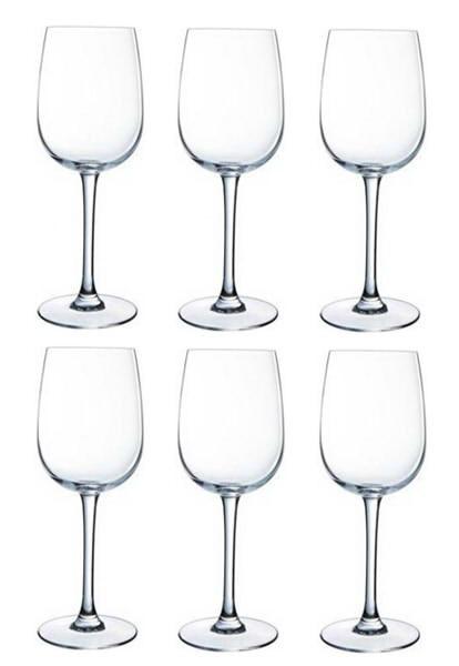 Luminarc Versailles-G1483 Набор бокалов для вина 6шт-360мл