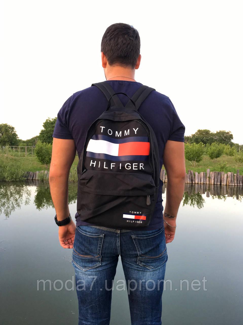 Спортивный рюкзак черный