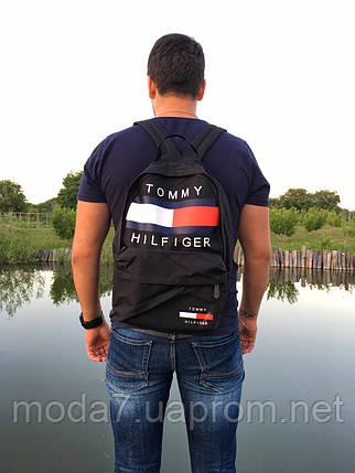 Спортивный рюкзак черный, фото 2