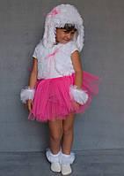 Карнавальний костюм Собачка дівчинка, фото 1