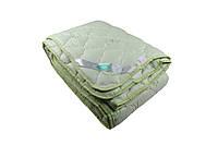 Одеяло закрытое однотонное бамбуковое волокно (Микрофибра) Двуспальное T-55034