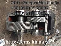 Редуктор цилиндрический двухступенчатый РЦД 400