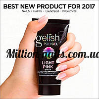 Gelish PolyGel Light Pink (светло-розовый), 30 грамм, фото 1