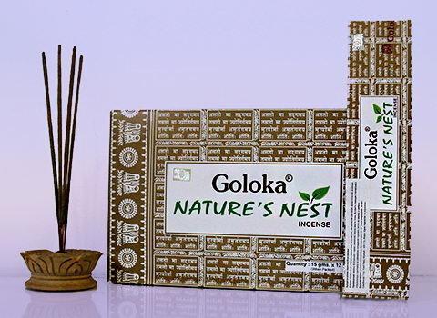 Благовония Goloka Nature's Nest