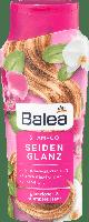 Balea Seidenglanz Shampoo шампунь для сухих и поврежденных волос 300 мл