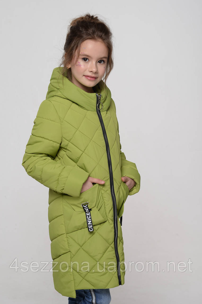 Демисезонная куртка для девочки Жаклин