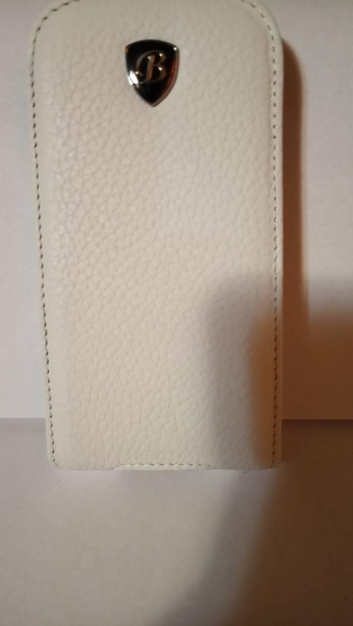 Чехол - книжка VIP V Samsung i8190 Galaxy S3 Mini   Model №47 Белый