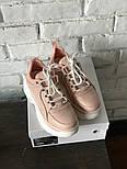 Женские кроссовки Buffalo Pink. Живое фото. Люкс реплика ААА+, фото 4