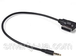 AUX кабельMDI MMI AMIMP3 аудио адаптер для AUDI A3 A4 A5 A6 Q5 Q7 для VW Golf MK5 RCD510 RCD310 RNS510