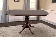 Раскладной деревянный стол Триумф, орех