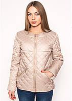 Куртка жіноча №28 (бежевий)