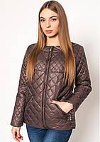 Куртка жіноча №28 (шоколад)