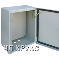 Ящик металлический МКН 4.4.2 (монтажный бокс 400х400х200) IP54