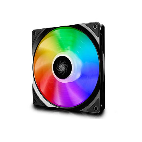 Вентилятор для корпуса Deepcool (CF140) 140 mm 3-pin + 4-pin