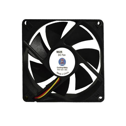 Вентилятор для корпуса Cooling Baby (9025 PWM) 90 mm 4-pin