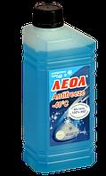 ЛЕОЛ Антифриз охлаждающая жидкость -40 синий 1 л