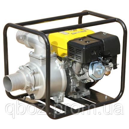 Мотопомпа бензиновая Кентавр КБМ-100ВН, фото 2