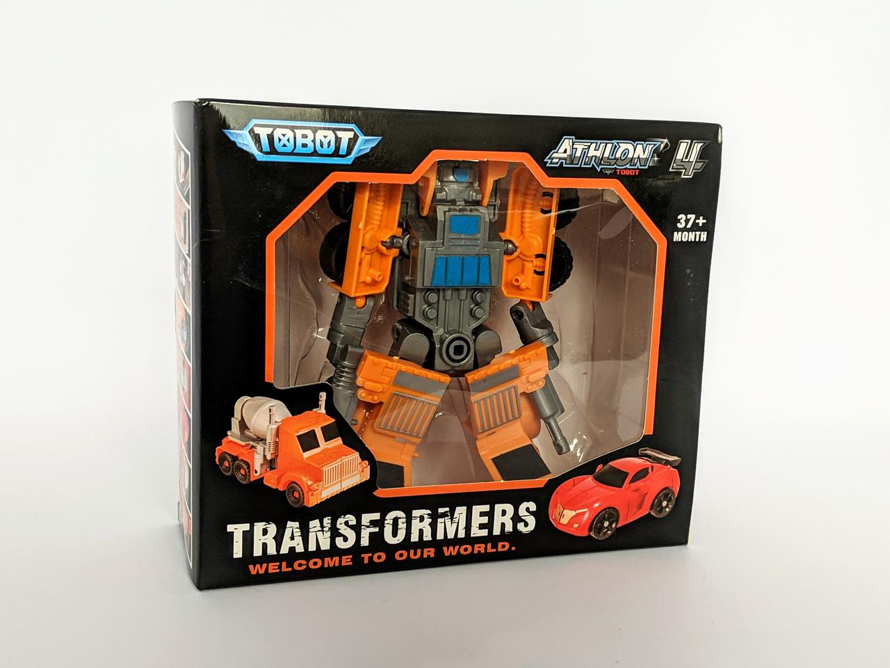 Тобот трансформер робот