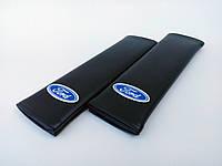 Накладка на ремінь безпеки FORD BLACK