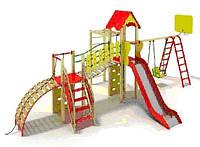 Детский игровой комплекс «Лето» БК-846Л