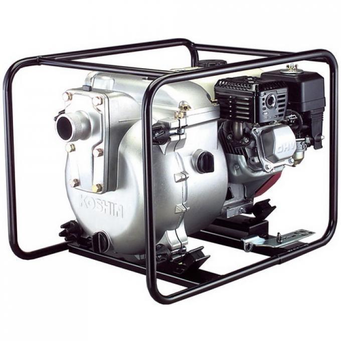 Купить Мотопомпа для грязной воды KOSHIN KTH-50X-BAU