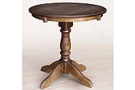 Деревянный стол Чумак, темн. орех, фото 1
