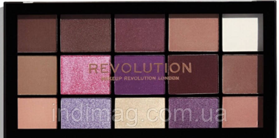 Палетка теней Revolution Re-Loaded Palette Visionary