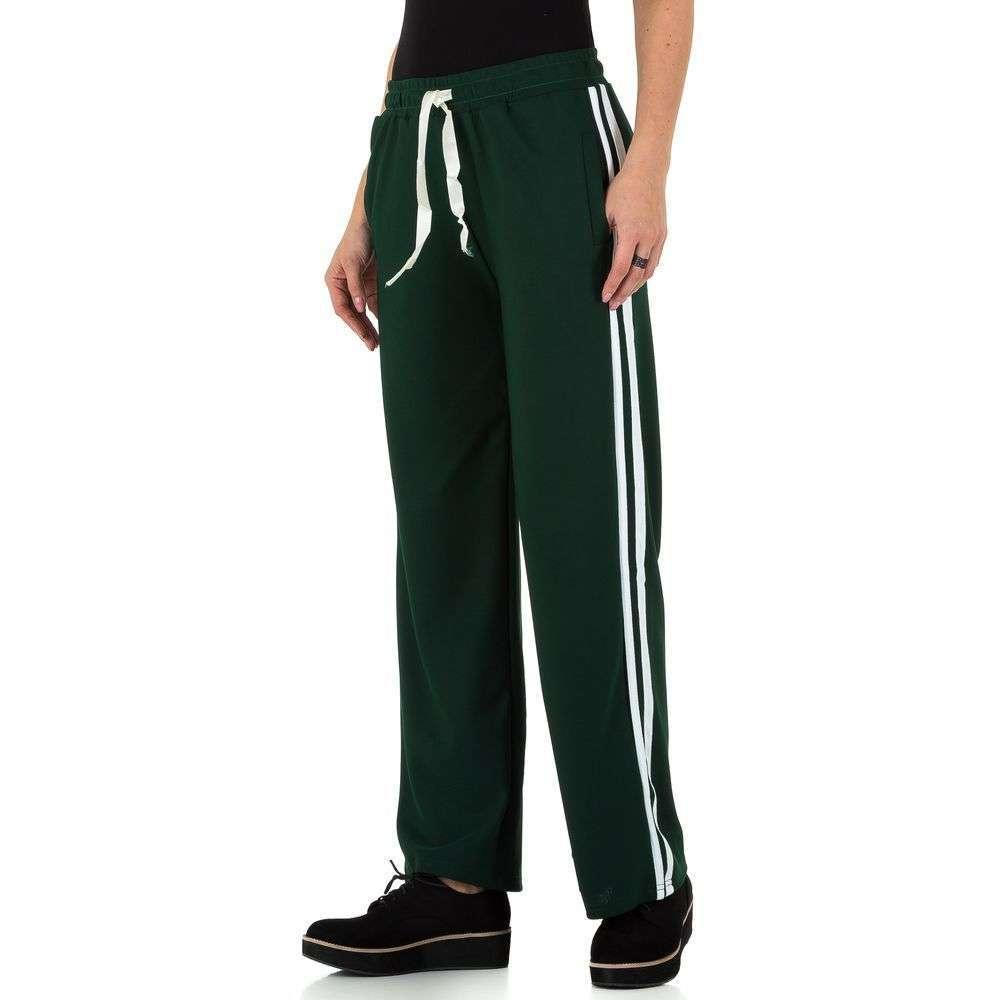 Женские брюки от Holala - DK.green - KL-BFLG18134-DK.green
